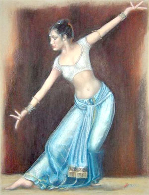 Belly dance. Когда танцует душа