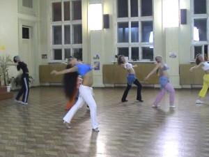 Belly dance. Первые шаги