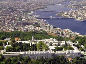 Стамбул (Турция). На границе Европы и Азии