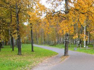 Осень в поэзии Пушкина