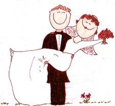 Шуточные номинации на свадьбу