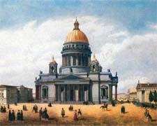 Исаакиевский собор. Достопримечательности Санкт-Петербурга
