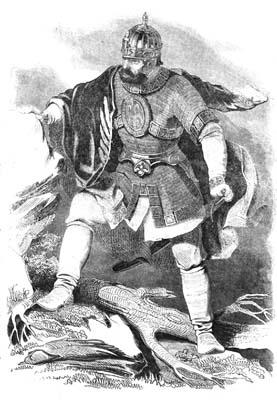 Ермак, покоритель Сибири. Раскраска