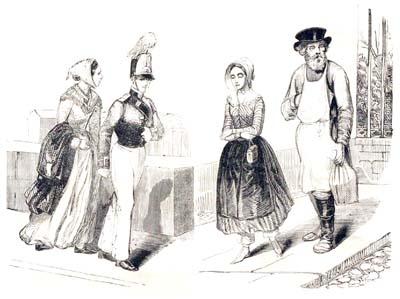 Петербург в XIX веке. Жители Петербурга