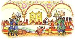 Сказка про юбиляра