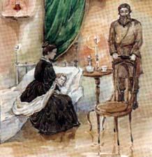 Отзыв о рассказе И.А.Бунина «Лапти»