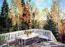 Отзыв о рассказе И.А.Бунина «Холодная осень»