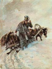 произведения пушкина метель картинки