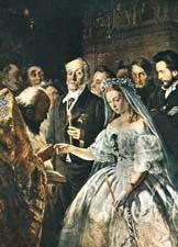 Стихи о браке по расчету