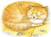 Басня «Учёный кот»