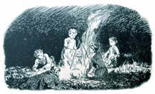 Крестьянские дети в рассказе И.С.Тургенева «Бежин луг»
