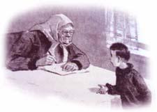 Отзыв о рассказе В.Осеевой «Бабка»
