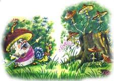 """Отзыв о сказке """"Война грибов с ягодами"""""""