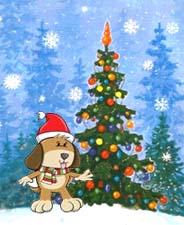 Новогодняя викторина «Год Собаки» (с ответами)