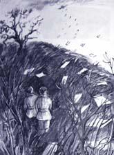Отзыв о повести Драгунского «Он упал на траву»