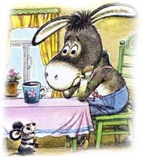 Отзыв о сказке Цыферова «Одинокий ослик»