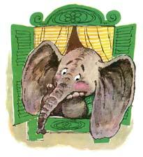 Отзыв о сказке Цыферова «Жил на свете слоненок»