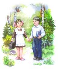 Отзыв о сказке Ушинского «Дети в роще»