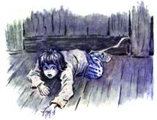 Отзыв о рассказе Ушинского «Трусливый Ваня»