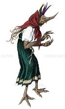 Отзыв о сказке Толстого «Кикимора»