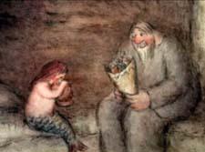 Отзыв о сказке Толстого «Русалка»